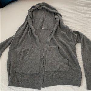 Lulu lemon sweatshirt with hood